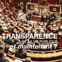 Rapport annuel 2013 – Transparence de la vie publique : et maintenant ?