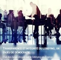 21 octobre 2014 – Transparence, équité, intégrité du lobbying en France : un état des lieux inédit montre que nos pratiques ne sont pas encore à la hauteur