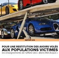 19 novembre 2014 – Biens mal acquis : un rapport révèle les failles du système de lutte contre le blanchiment et de restitution des avoirs