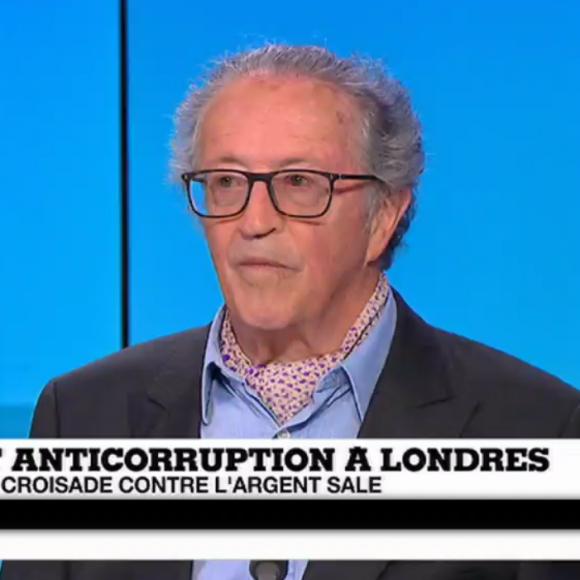 «Cameron en croisade contre l'argent sale», débat avec Jacques Terray (France 24, 12/05/2016)