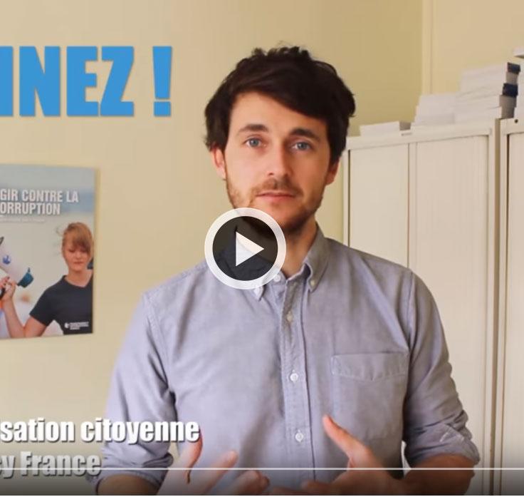 [Campagne] Je soutiens #Transparence 2017