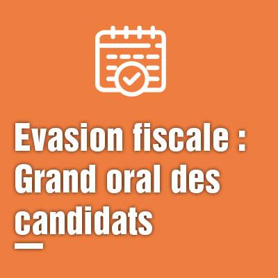 AGENDA – 23/03 : Grand oral des candidats à l'élection présidentielle