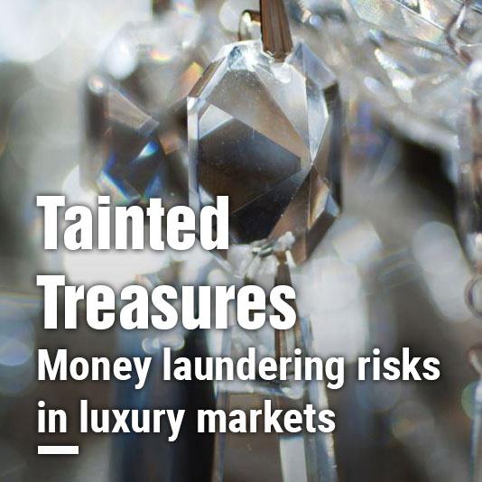 05/04/2017 – Industrie du luxe : des engagements à renforcer contre la corruption et le blanchiment d'argent