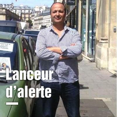La santé du lanceur d'alerte Mustapha Adib en danger