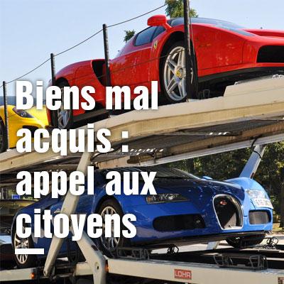 Biens mal acquis : Transparency France lance une campagne de crowdfunding