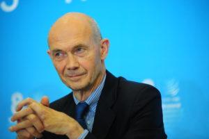 Pascal Lamy, membre du Conseil d'administration de Transparency France
