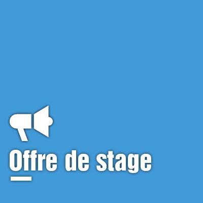 Offre de stage communication