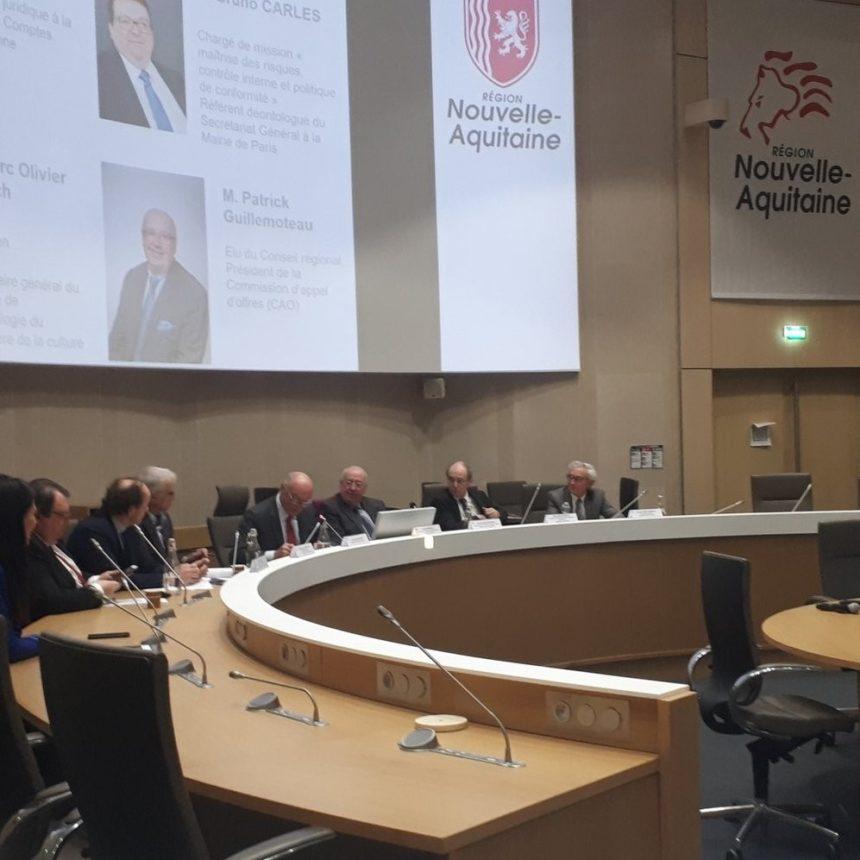 La Région Nouvelle Aquitaine rejoint notre Forum des Collectivités Engagées