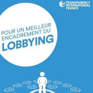 [Rapport] Pour un meilleur encadrement du lobbying