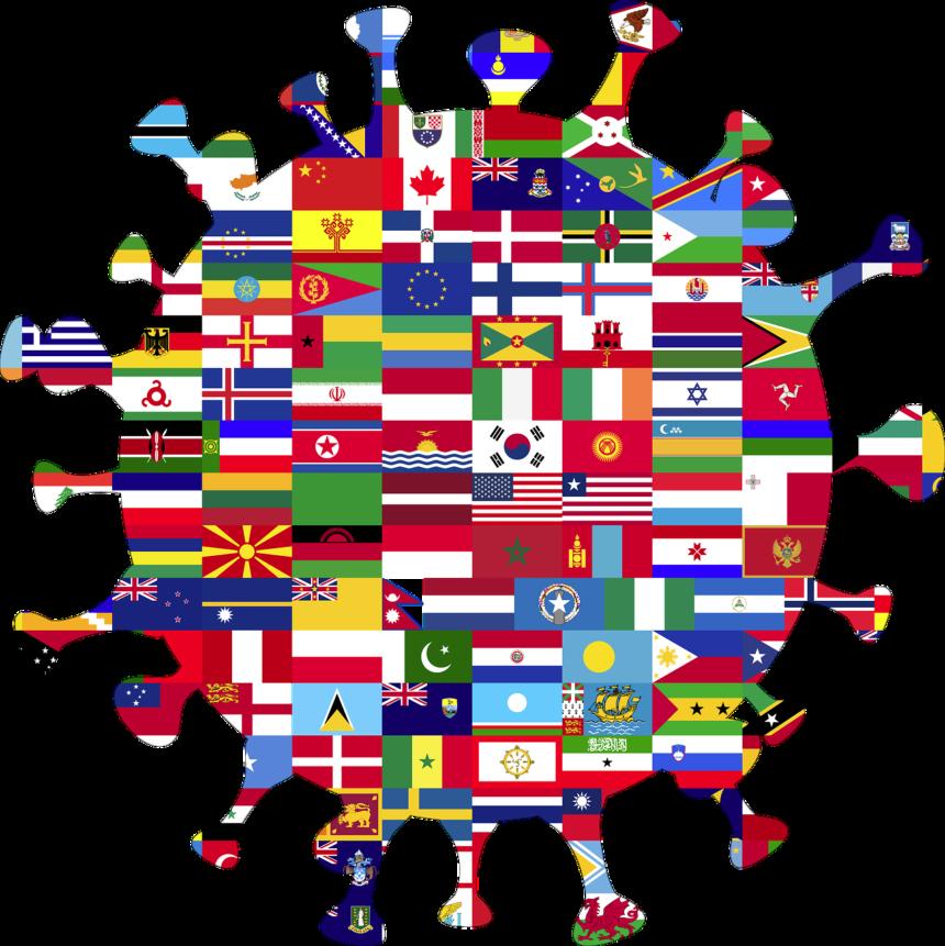 COVID-19 / Tour du monde des publications de notre mouvement